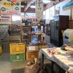 お食事処ホームランド多里 - 2017年11月 反対側は売店ですが(^^;