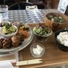 アンコムチュア - 料理写真:今日のランチ全景です(2017.11.28)