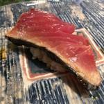 第三春美鮨 - 鰹 6kg 背 備長炭炙り 巻き網漁 長崎県佐世保