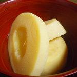 竹の子家 - 筍の煮物