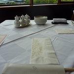中国料理 「唐宮」  - ゆりかもめのレールがすぐ前
