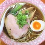 無化調らぁめん 山吟 - 料理写真:醤油ラーメン