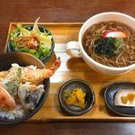 もり蔵 - 料理写真:レディースセット。これで780円♡