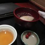 紗羅餐 - 蕎麦掻善哉