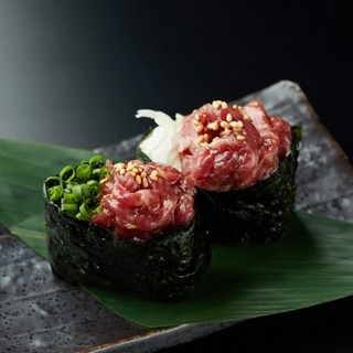 売り切れ御免!肉寿司