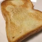櫻蔵 - 外カリッ中モチの食パンでした