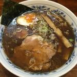 名前のない中華そば屋 - 料理写真:中華そば 麺半分 780円