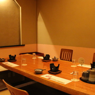 ◇全68席◇広々とした空間でゆったりお食事を。貸切対応も可○