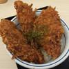 かつや - 料理写真:新潟タレカツ丼 529円