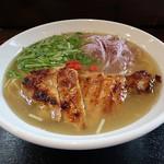 77167228 - 鶏塩らー麺