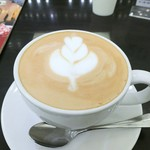 Urth Caffé - イングリッシュティーラテ