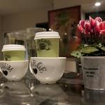 Urth Caffé - 店内模様
