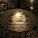 Urth Caffé - 看板