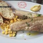 クッチーナ デル カンポ - 豚肉の煮込み