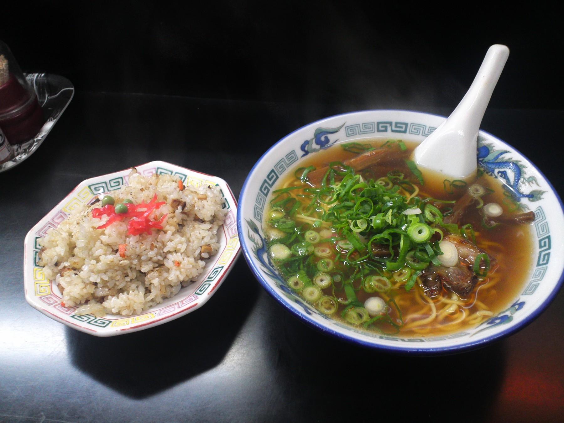 日清亭久野店