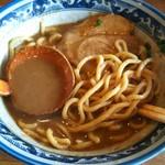 ほたる - 麺アップ