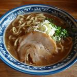 ほたる - 魚介豚骨(750円)