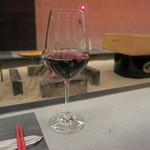 あもん ヨコ - 赤ワイン