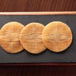 上野風月堂 - 料理写真: