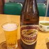 かつ秀 - ドリンク写真:ビールは中瓶