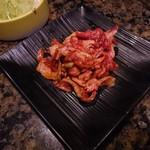 焼にく 和牛食堂 - 常陸牛炙りカルビ(1皿)