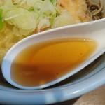 川村屋 - カツオ出汁