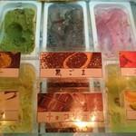 焼にく 和牛食堂 - アイスコーナー