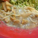 ラーメン大中 - 麺とスープ