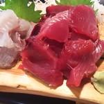 かわなみ鮨 - 鰹、すずき