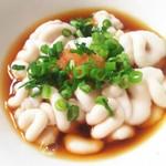 かわなみ鮨 - 白子ポン酢