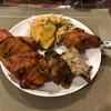 ナマステネパール - 料理写真:チキン祭り