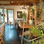 ミオン ガーデンカフェ -