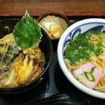 うどん豊前屋 - ミニセット ¥500