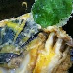 うどん豊前屋 - ミニ野菜天丼