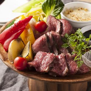 US牛ブラックアンガス【肉盛り】