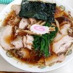 青島食堂 - 青島チャーシュー:900円