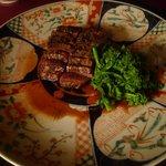 7718209 - 牛肉のステーキ