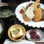 7718299 - Aランチ(\1,160)