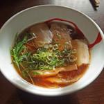 らー麺 あす香 - 料理写真:醤油 並 650円