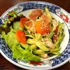 あけぼの - 料理写真:鶏のユッケ