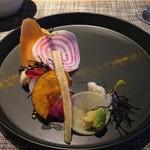 77182807 - 冬の野菜を様々な調理法で「レギューム・ヴァリエ」