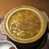 森田屋 - 料理写真:カレー煮込みうどん