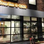 ドロップ イン トットリ - ホテルは鳥取駅近く、今町2丁目の交差点を少し駅側に行けばあります。