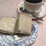 ゴルド カフェ - アメリカンとモーニング