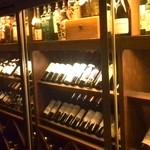 77187485 - 高級ワイン達がお出迎え