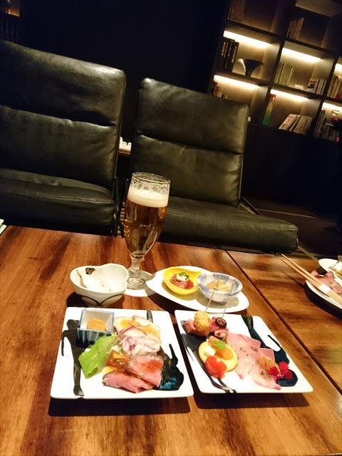 ロイヤルパークホテル高松 - カクテルタイム 2017.11