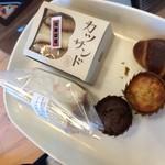 滝川パン - 料理写真:パン達、この後追加購入しましたが
