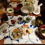 ロイヤルパークホテル高松 - 朝食(和食) 2017.11