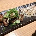 広島お好み てっぱんベイビー新宿東口店 - 広島血統黒毛和牛  ひとくちステーキ