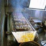 しげ吉 - 備長炭で焼いてます